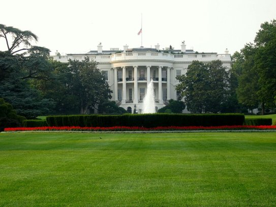 The White House (courtesy of Wikipedia)