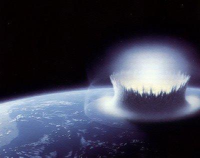 2012 asteroid impact