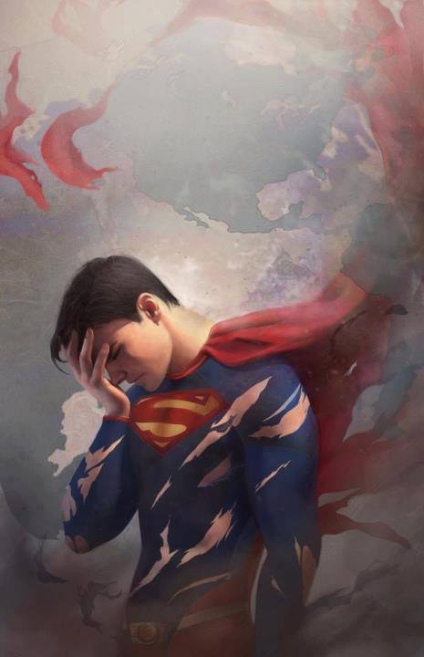 Lament of Superman