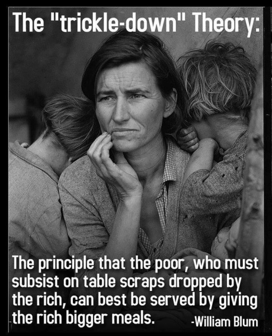 Poverty sucks