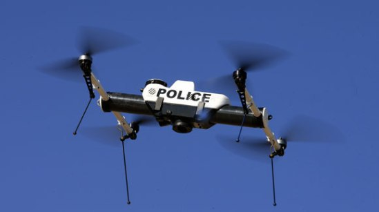 police-drone
