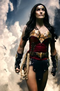 Wonder Woman from Rainfall Films