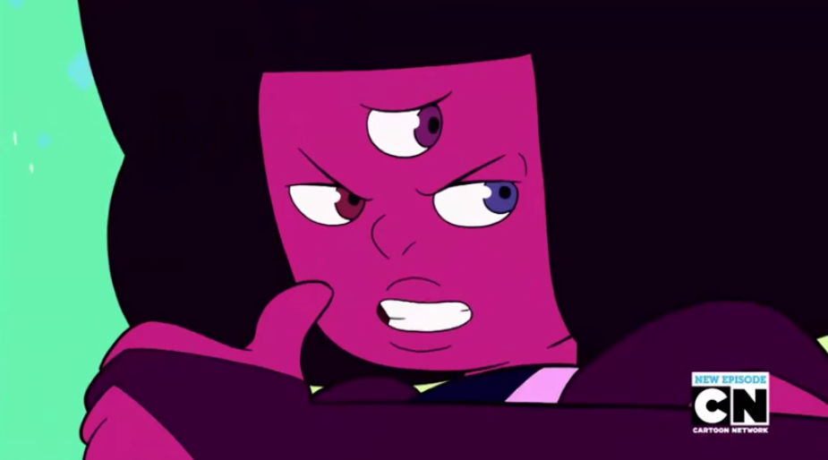 I M In Love With Garnet And Steven Universe A Matter Of Scale
